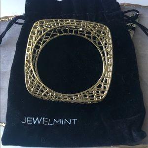 Jewelmint unique Geometric bangle